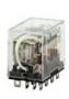 LY1F 220/240AC - электромеханическое реле Omron